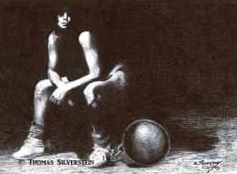 Ball and Chain. Artist: ©Thomas Silverstein