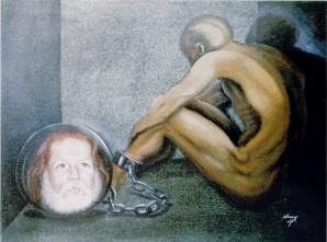 Thomas Silverstein Self-portrait. ©Thomas Silverstein.